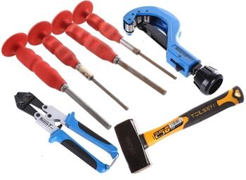 Hand Tools, Socket & Drill Bit Sets