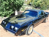 1981 Pontiac Trans Am Firebird RWD Automatic Coupe