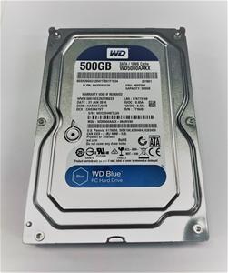 WD Blue 3.5`` 500GB SATA Desktop HDD Par