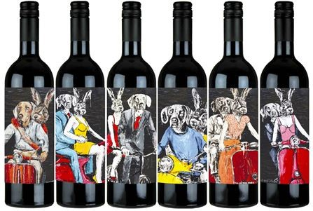 Gillie and Marc Cabernet Sauvignon Pursuit of Happiness 2015 (6 x 750mL) SA