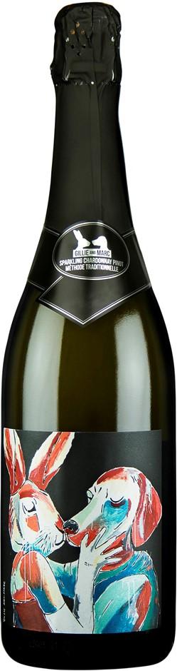 Gillie and Marc Sparkling Chardonnay NV (6 x 750mL) SA