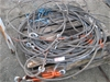 Pallet of Steel Cables and Turnbuckles