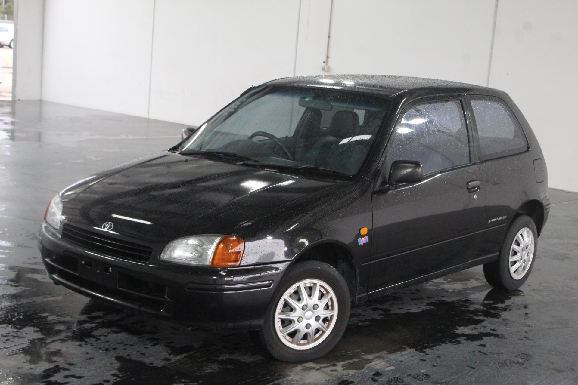1998 Toyota Starlet GROUP X EP91R 3 auto Hatchback