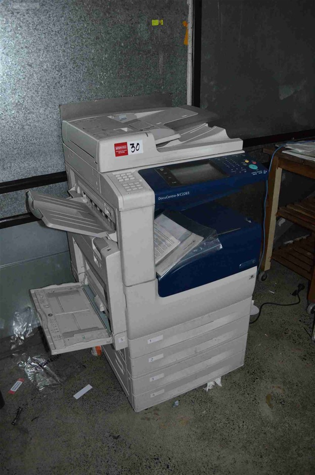 Xerox DocuCentre IV C2265 Printer