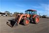 Kubota M125X Tractor