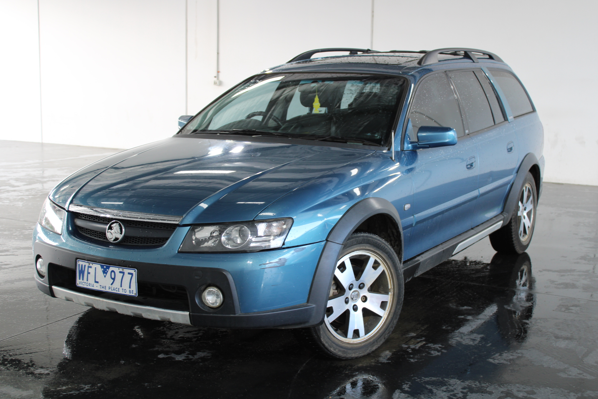 2005 Holden Adventra LX6 VZ Automatic Wagon