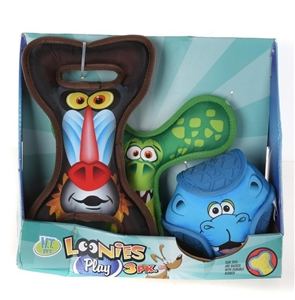 HAPPY TAILS Loonie Friends Plush Strong