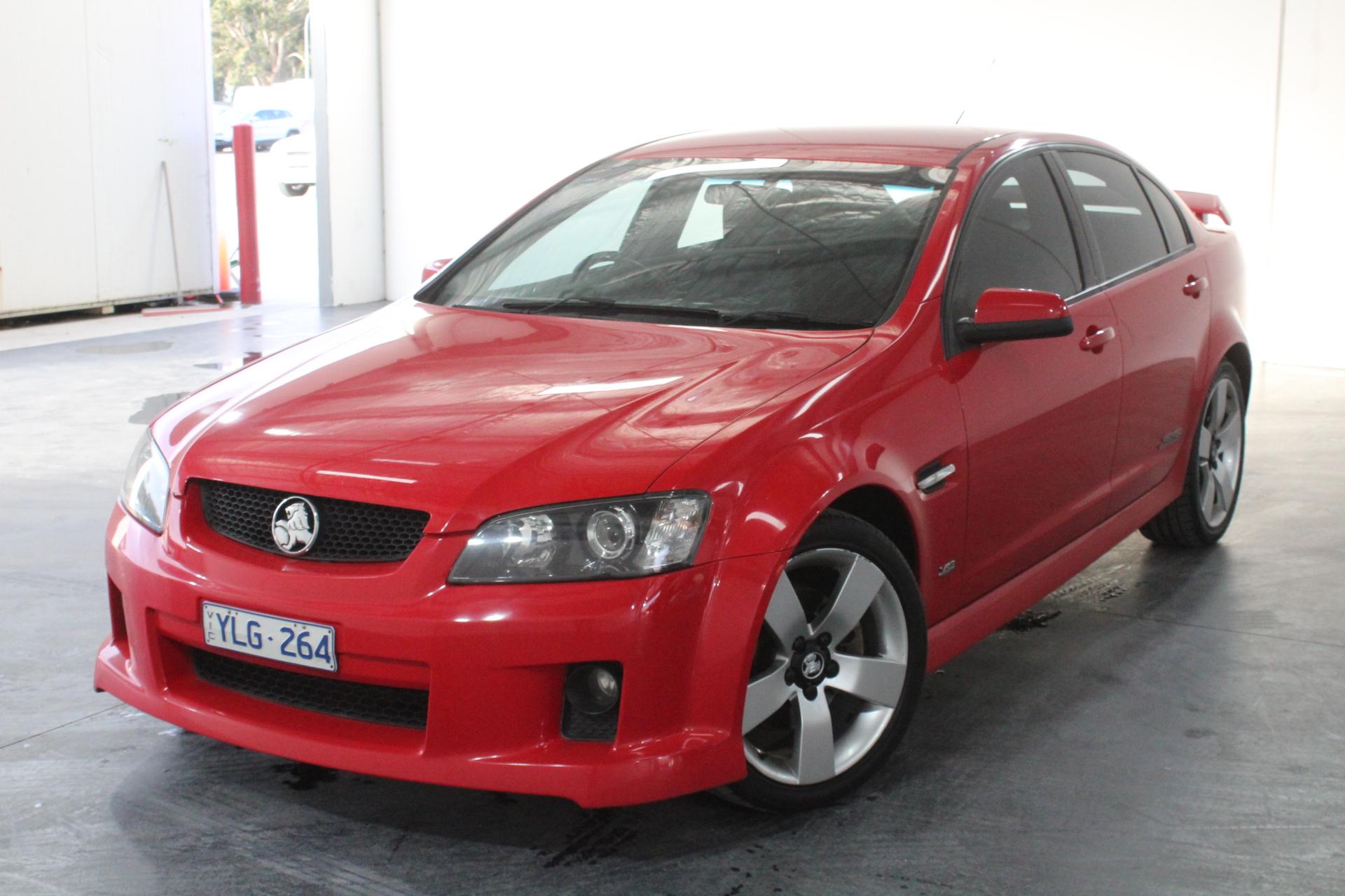 2008 Holden Commodore SS-V VE Manual Sedan