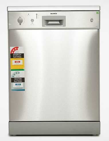 Blanco 60cm Stainless Steel Freestanding Dishwasher (DWF4X)