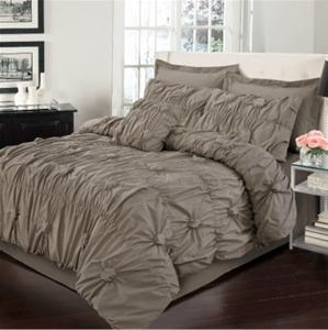Renee Double Bed Quilt Cover Set by Anfo