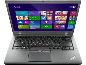 Lenovo ThinkPad T450s Notebook, Black