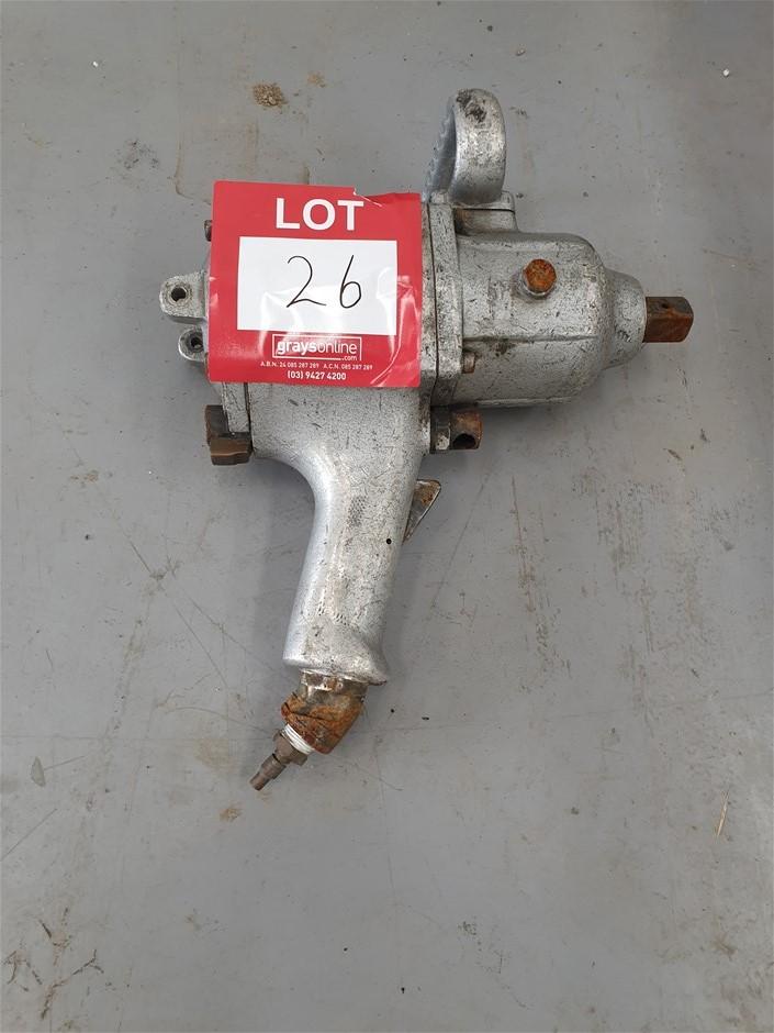 Impact Gun 3/4 inch