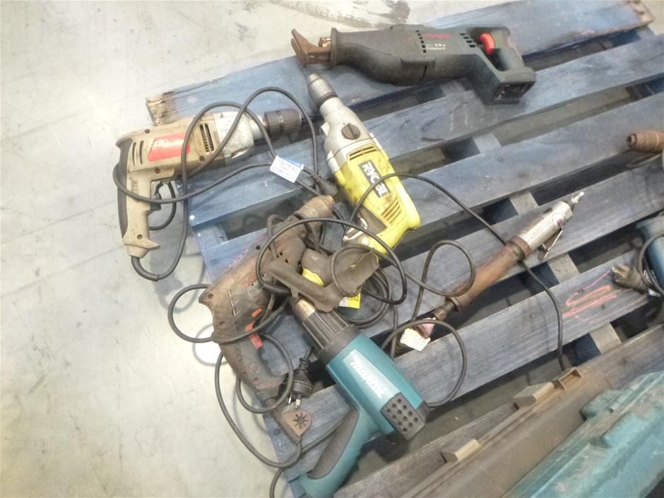 Ryobi, Ozito, Bosch Power Tools