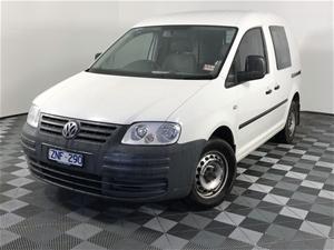 2008 Volkswagen Caddy 1.9 TDI Turbo Dies