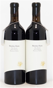Hentley Farm `The Beast` Shiraz 2015 (2x