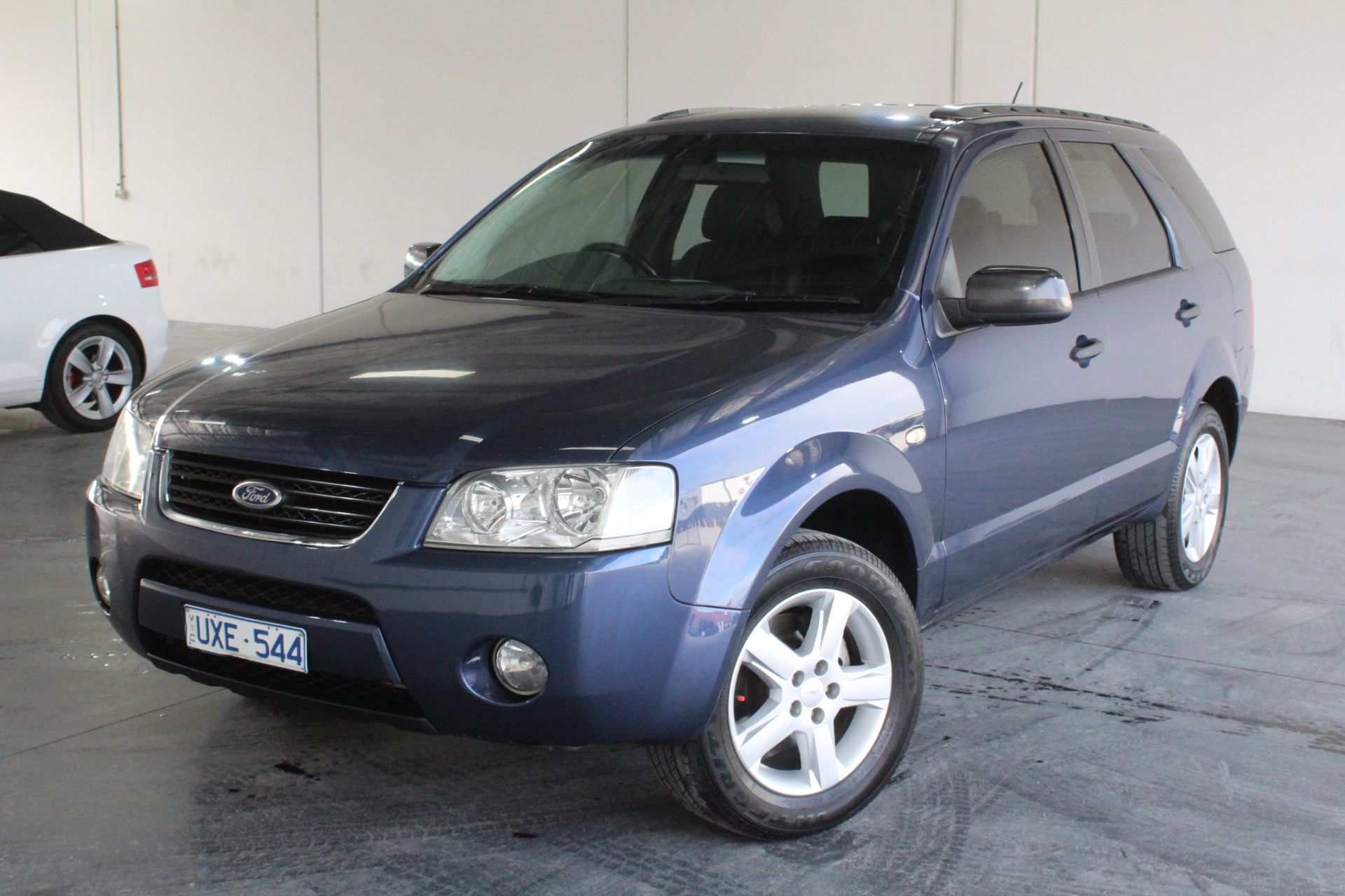 2007 Ford Territory TS (RWD) SY Automatic 7 Seats Wagon
