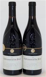 Cellier Des Prince `Chateauneuf Du Pape`  2009 (2x 750ml), Rhone. Cork