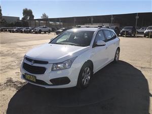 2015 Holden Cruze CD Sportwagon JH Autom