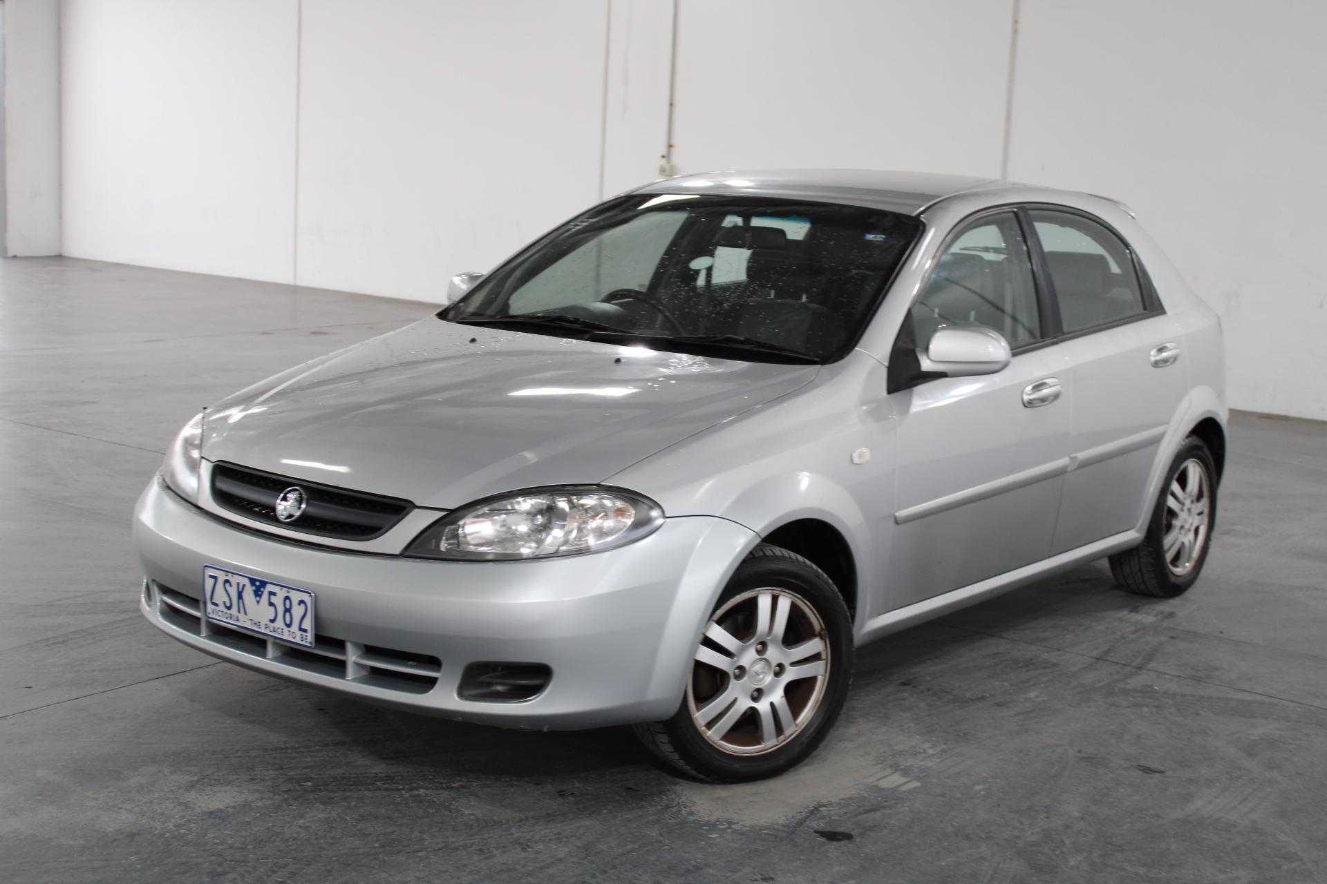 2006 Holden Viva Equipe JF Automatic Hatchback