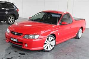 2002 Holden Commodore SS Y Series Automa