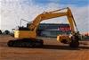 Komatsu PC228US-3 Hydraulic Excavator