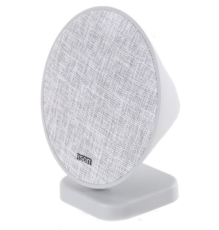 RSON Bluetooth Radial Wireless Speaker 3w x 2, Operating Distance 10m, Musi