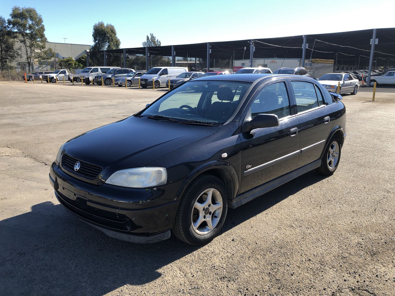 Holden Astra City TS Automatic Hatchback