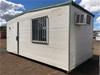 6m x 3m Portable Building / Donga