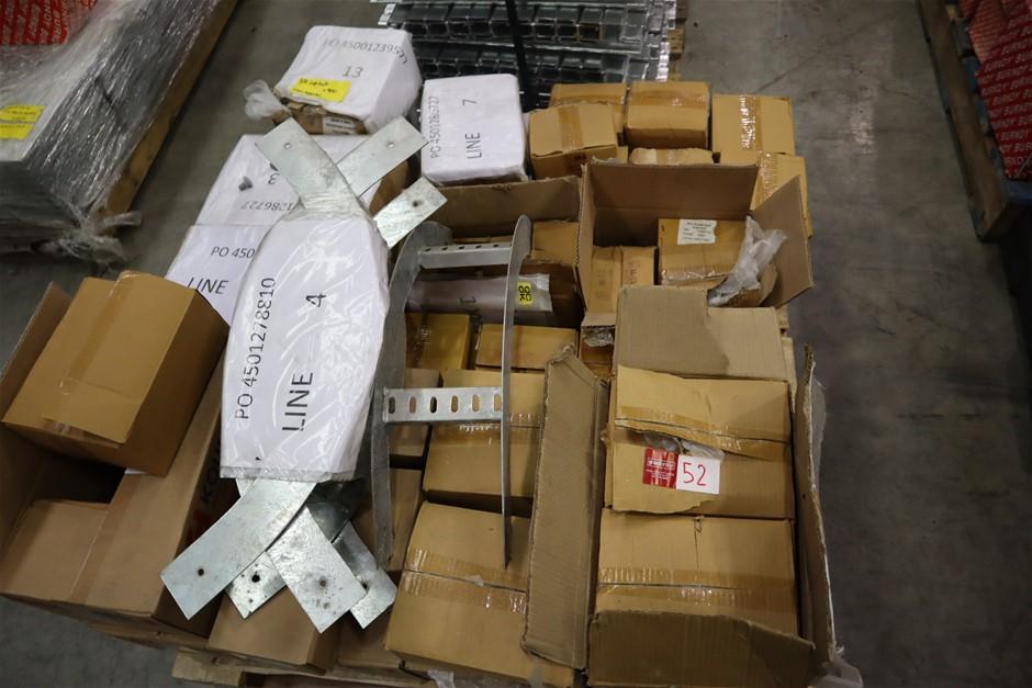 Pallet of asst KOUNIS items