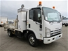 2009 Isuzu NPR300 Tipper with Crane