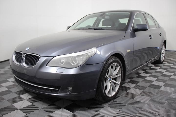 2008 BMW 520d E60 T/Diesel Auto Sedan 154,628km (update DCT gearbox)
