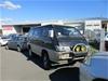 2000 Mitsubishi Delica 4WD Automatic People Mover