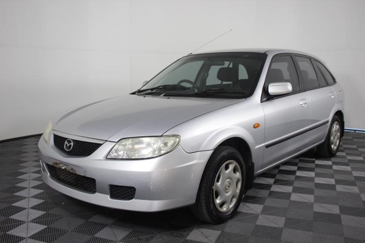 2002 Mazda 323 Astina BJ Hatchback