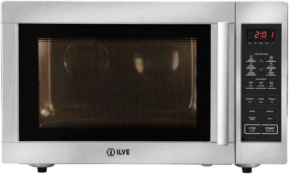 ILVE 34L Benchtop / Freestanding Microwave (IV602BIM) + IVTK34