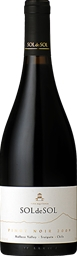 Aquitania SOLdeSOL Pinot Noir 2010  (6x 750mL), Malleco Valley, Chile.