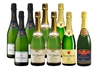 French Bubbles Pack + 1 Champagne (9 x 750mL)