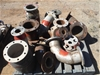 Pallet of Various Pipe Fittings