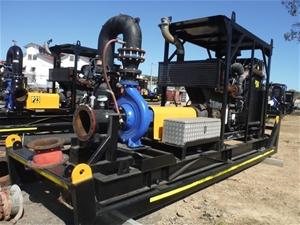 2x Pump Set (To Fit Pontoon System)