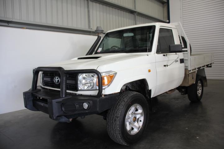 landcruiser 75 series for sale | Graysonline