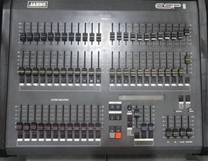 Jands ESP II 48/96 Channel Lightning Des