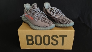 Pair of Adidas Yeezy Boost 350 V2 Shoes