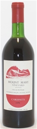 Mount Mary `Lilydale` Cabernet Blend 1979 (1 x 738mL),5 Star Prov