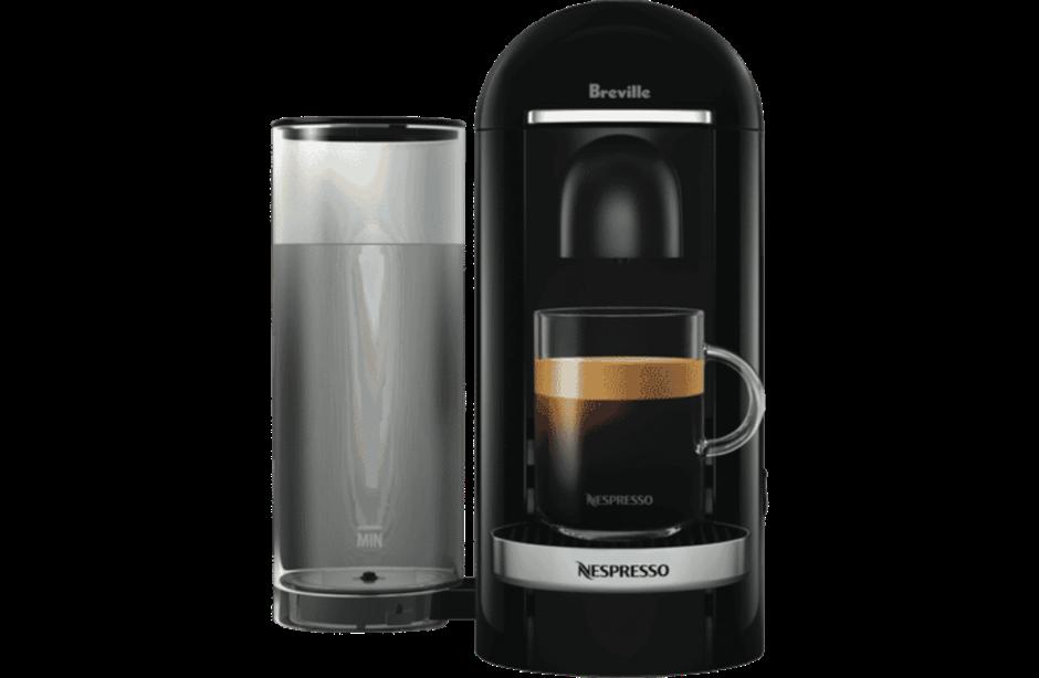 BREVILLE NESPRESSO Vertuo Plus Coffee Machine, Black. (SN:CC41088) (266042-
