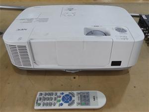 NEC Projector NP-P501X 100-240V-50/60Hz