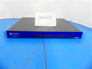 Juniper SSG 140 Switch