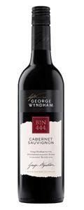 George Wyndham `Bin 444` Cabernet Sauvig