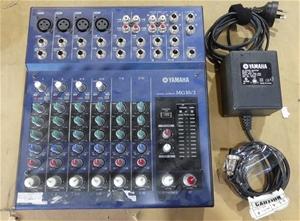 Yamaha Mixing console MG10/2