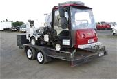 Unreserved Toro 3300D Diesel Line Marker & 2014 Tilt Trailer