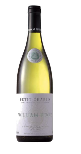 William Fevre Petit Chablis 2018 (12 x 750mL), France.