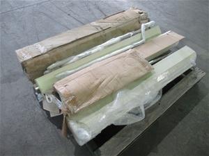 Qty 4 x Winding Blinds (Pooraka, SA)